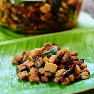 Yam Fry   Kerala Style Chena Fry   Yam Fry Recipe