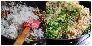 Vegetable Fried Rice Recipe-Indian-Chinese Veg Fried Rice Recipe