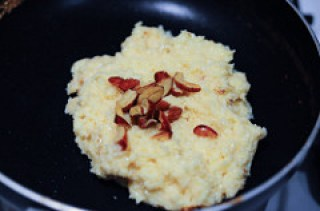coconut ladoo-coconut laddu-easy diwali sweets-6
