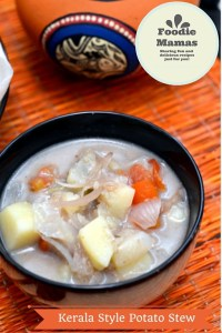 Potato and Vegetable Stew with Coconut Milk