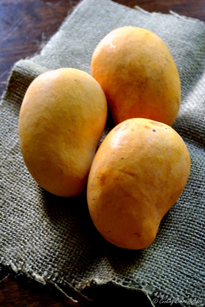 Mango Fool - Mango Parfait - with Cardamom Whipped Cream and Saffron ...