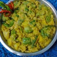 Bengali Jhinge Posto/Ridge Gourd In Poppy Seeds Paste