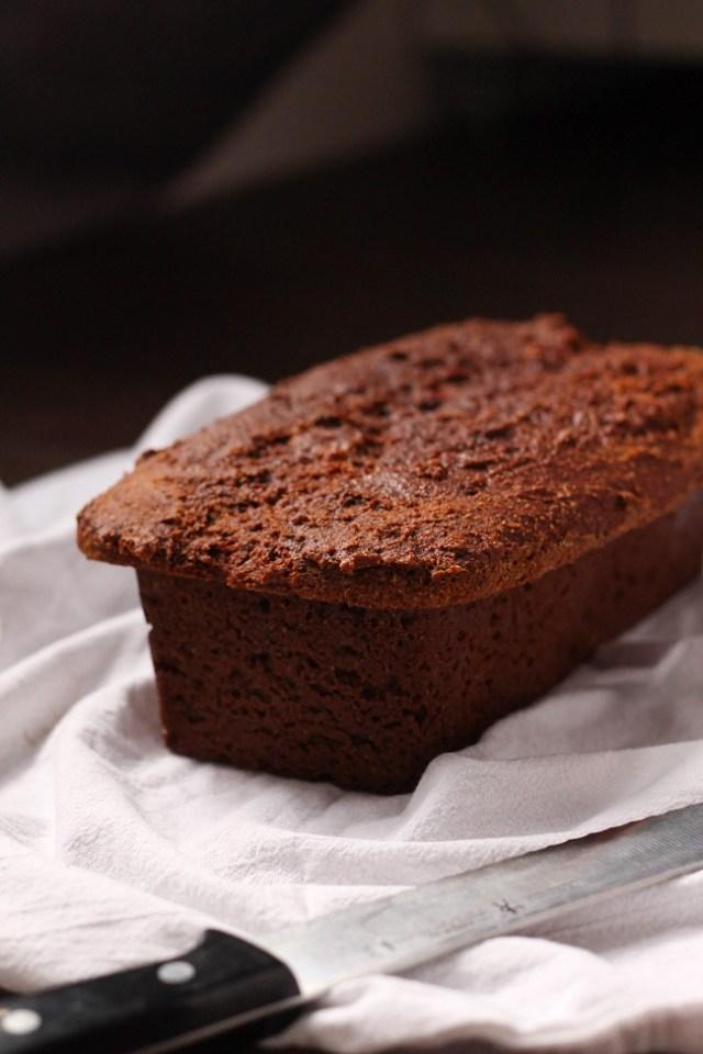 Icelandic Rye Bread