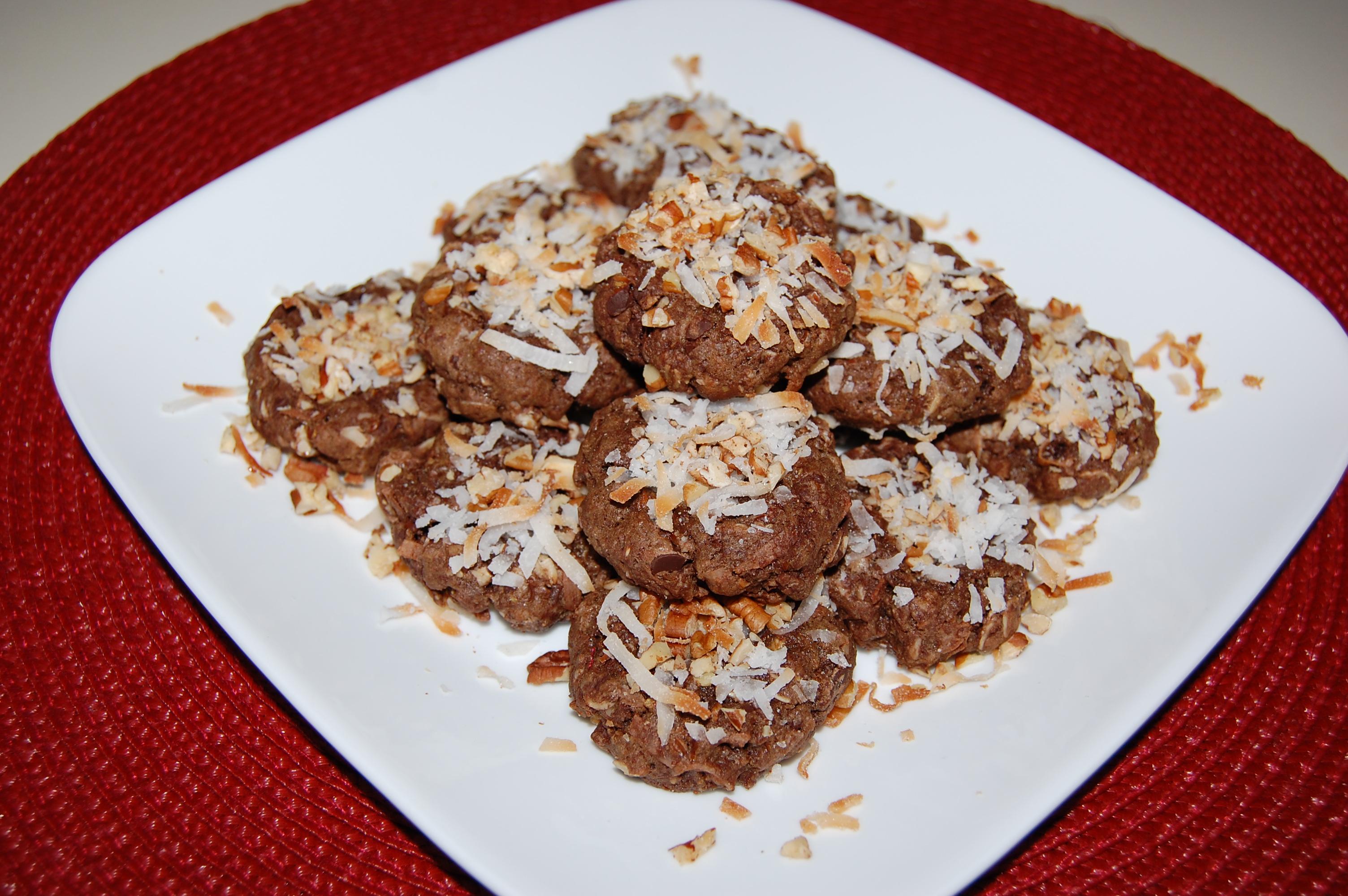 Fullsize Of German Chocolate Cookies