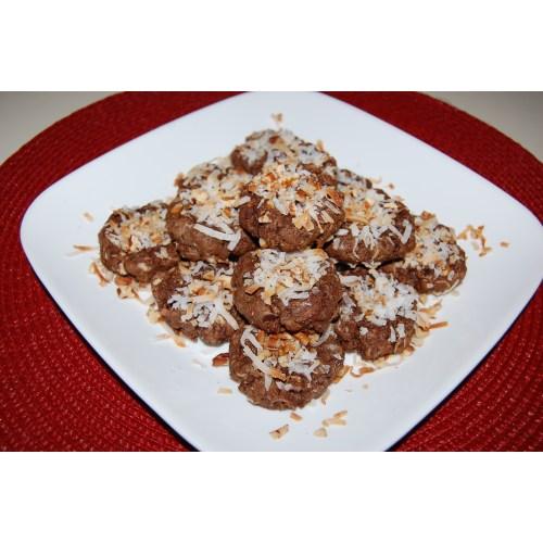 Medium Crop Of German Chocolate Cookies