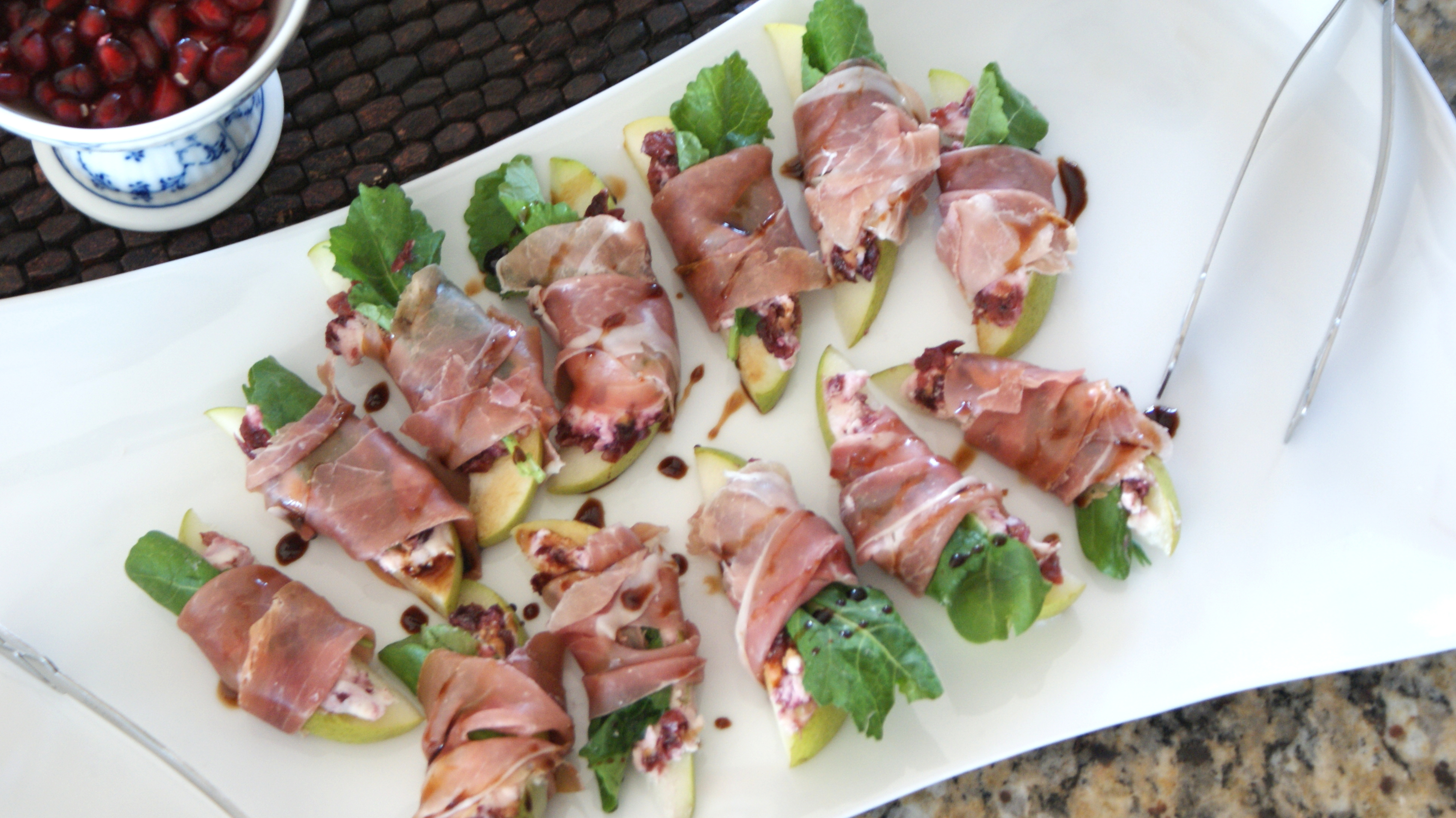 Prosciutto, Arugula And Balsamic Sandwich Recipes — Dishmaps