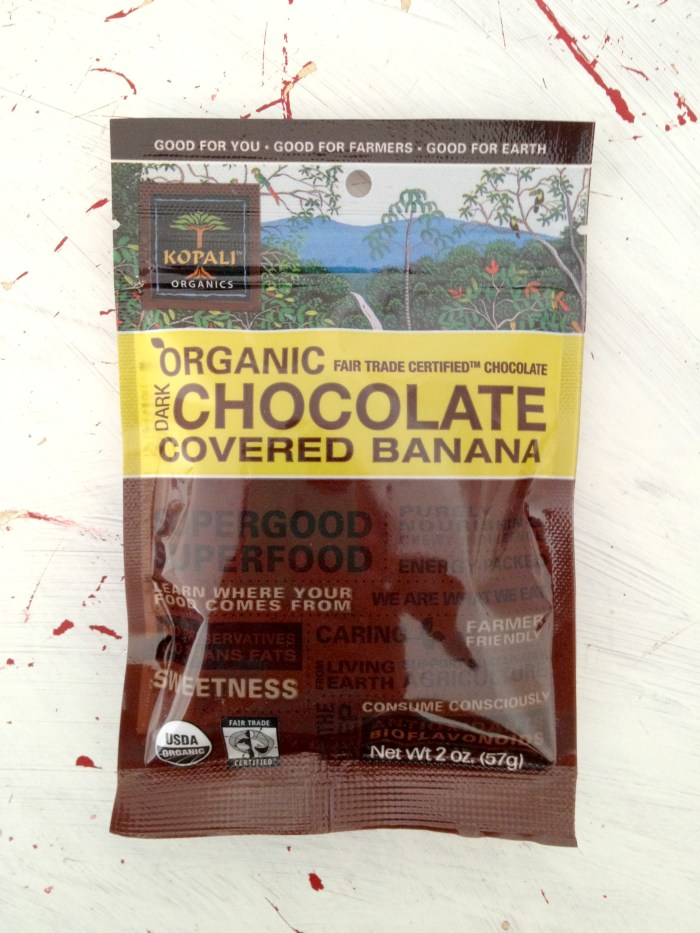 Kopali Banana Chocolate