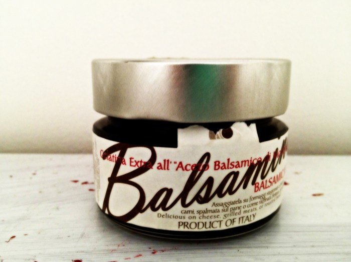 Balsamic Jelly by Gourmet Delights