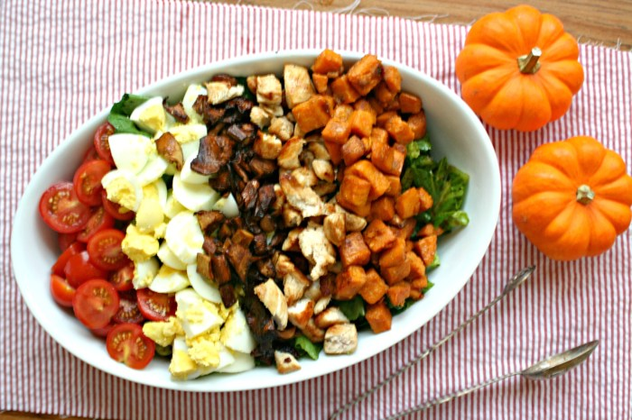 Harvest Cobb Salad6