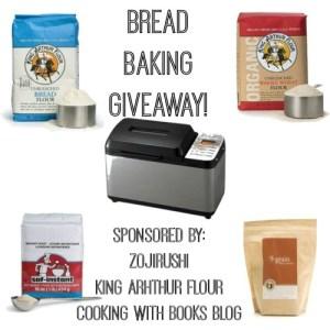 zojirushi breadmaker giveaway