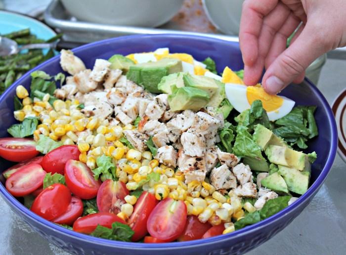 Summer Cobb Salad 001