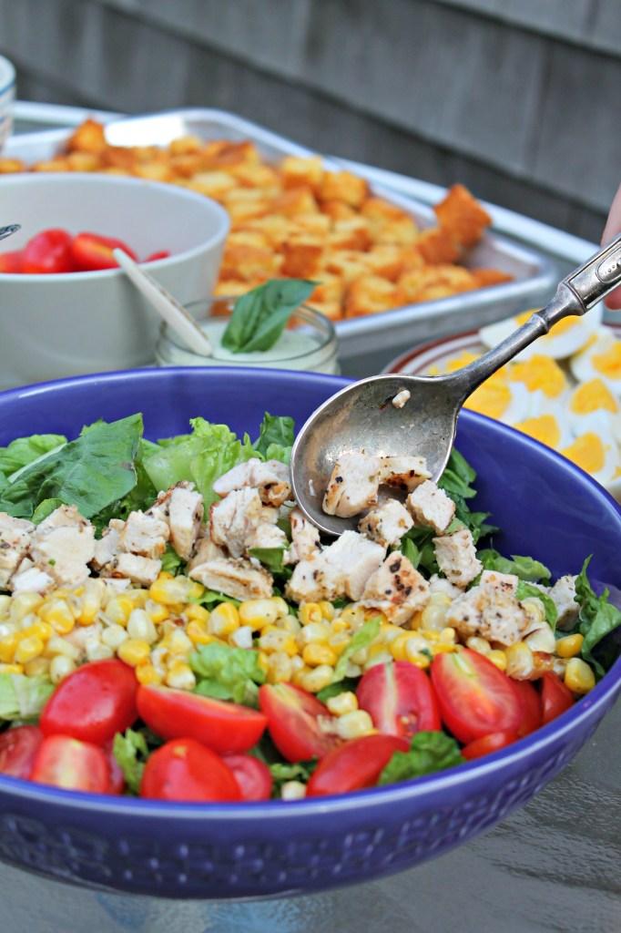 Summer Cobb Salad 002