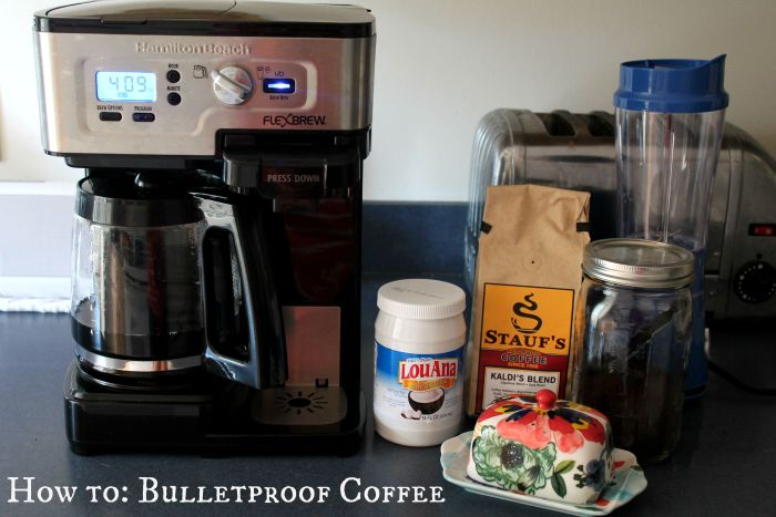 Bulletproof Coffee 01