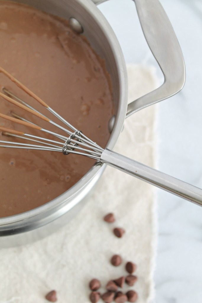 Homemade Milk Chocolate Pudding Recipe and American Kitchen Cookware ...