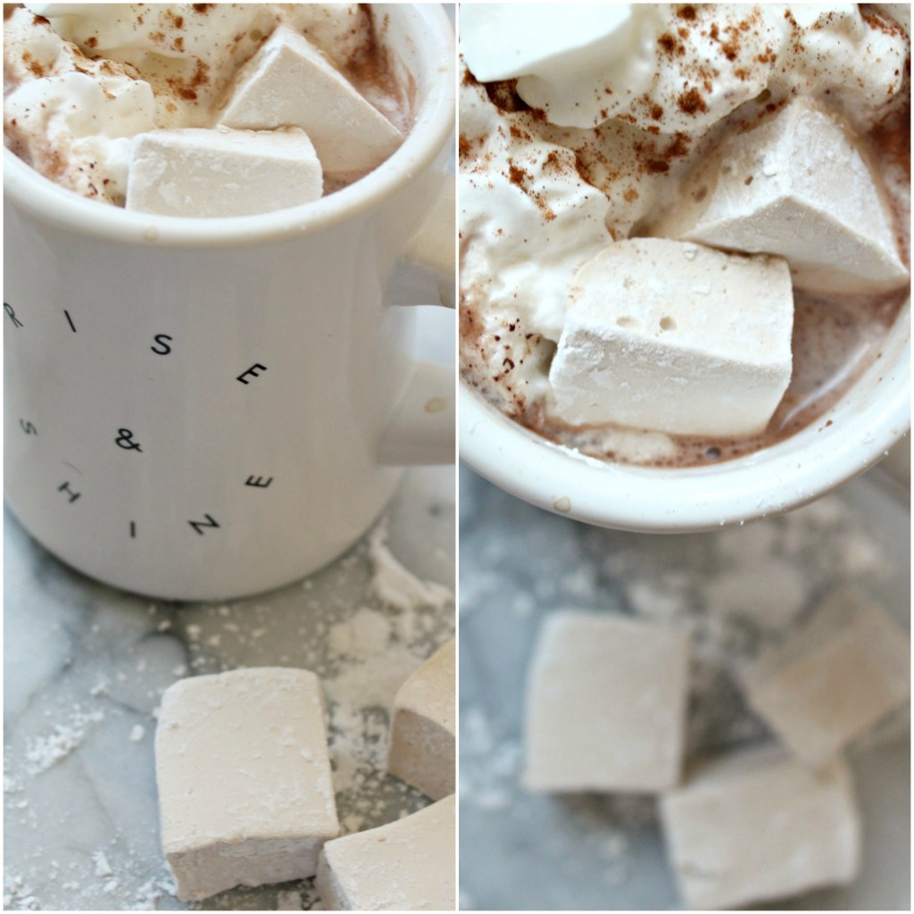 Apple Cider Marshmallows recipe