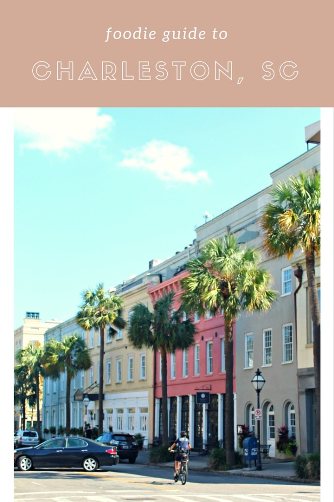 Charleston Foodie Guide