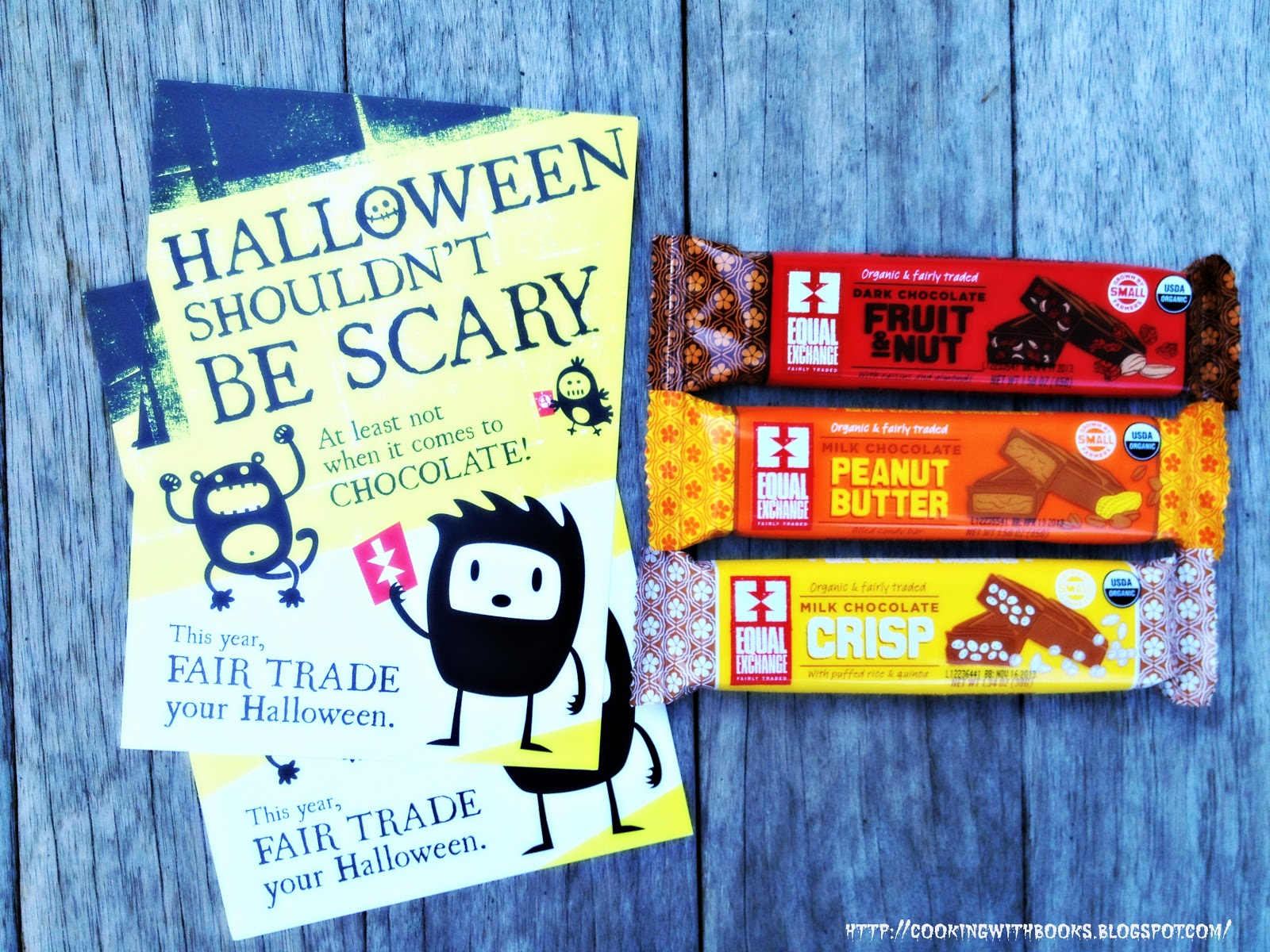 Celebrate Halloween & Fair Trade with Equal Exchange Chocolate ...