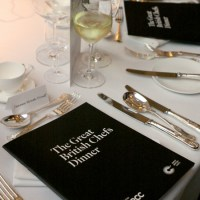 The Great British Chefs NSPCC dinner
