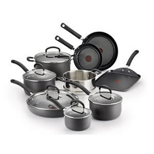 T-fal E765SE 14-Piece Ultimate Hard Anodized Cookware Set Review
