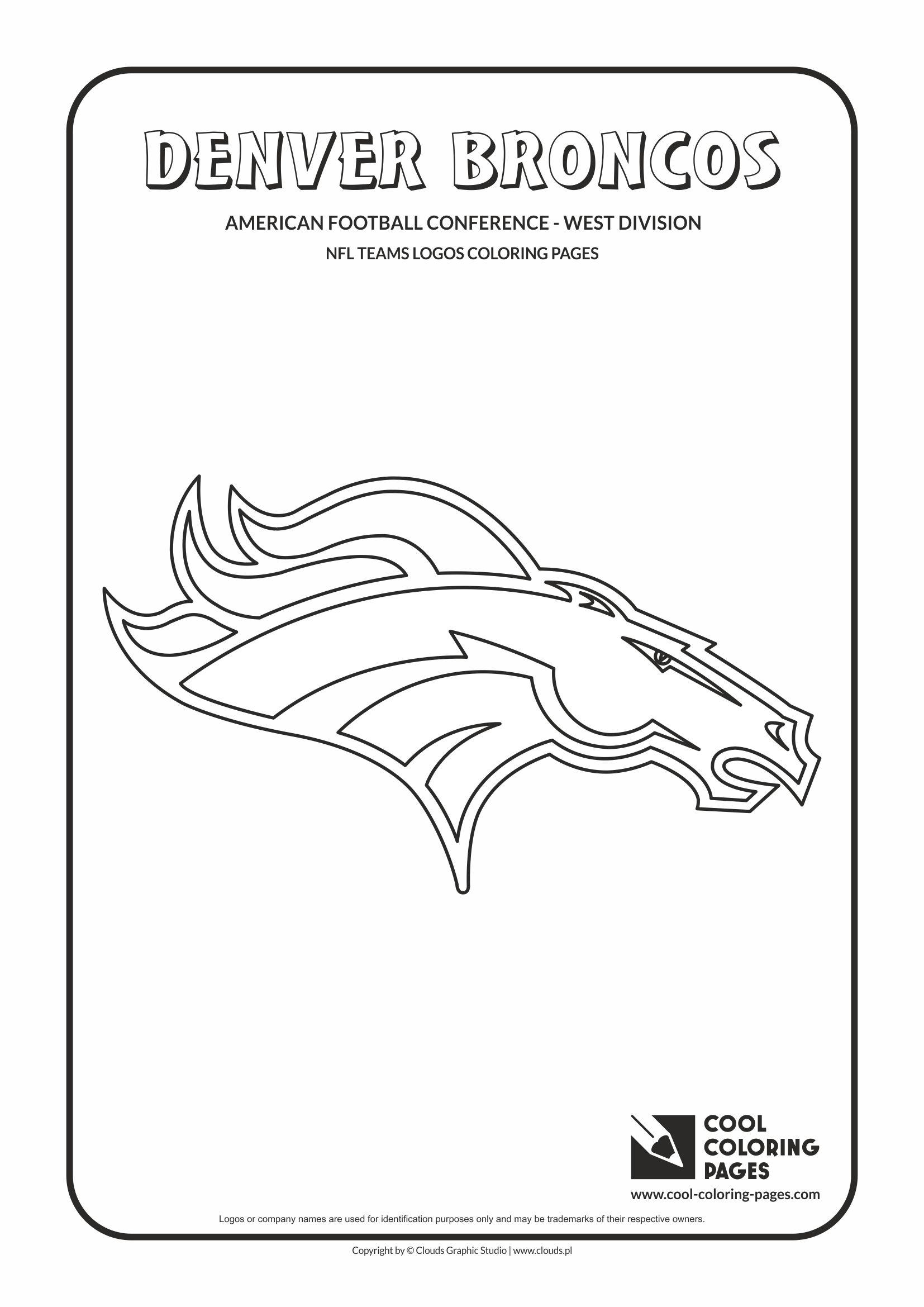 100 ideas Broncos Coloring Pages on gerardduchemann