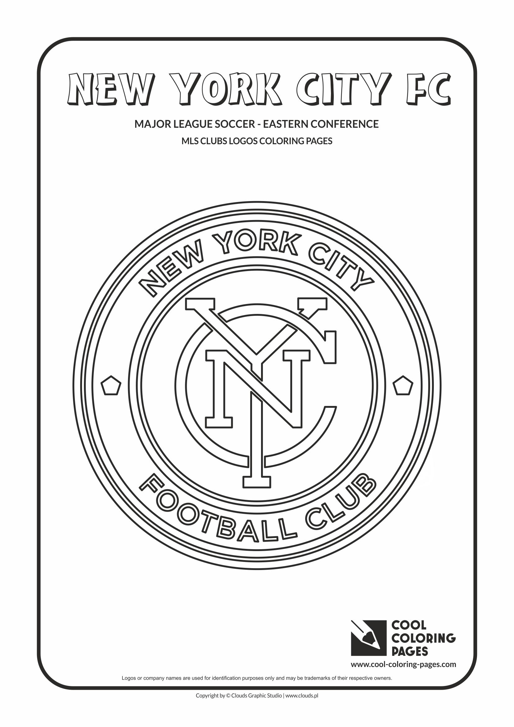 free coloring pages new york city