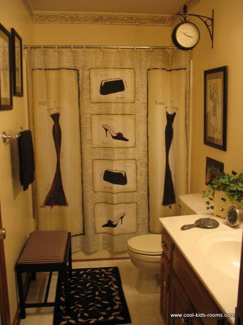 Decor Ideas for Teens - bathroom themes ideas