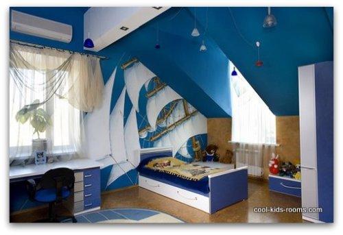 Nautical Decorating Ideas u2013 Nautical Wall Decor - nautical bedroom ideas