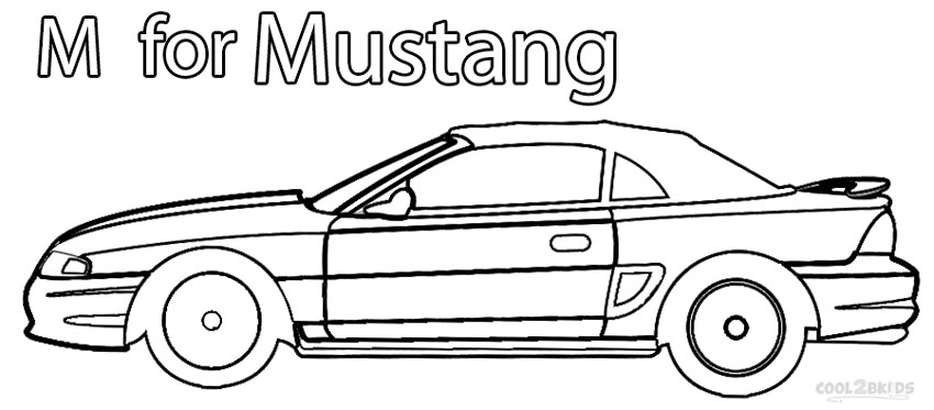 ford mustang co