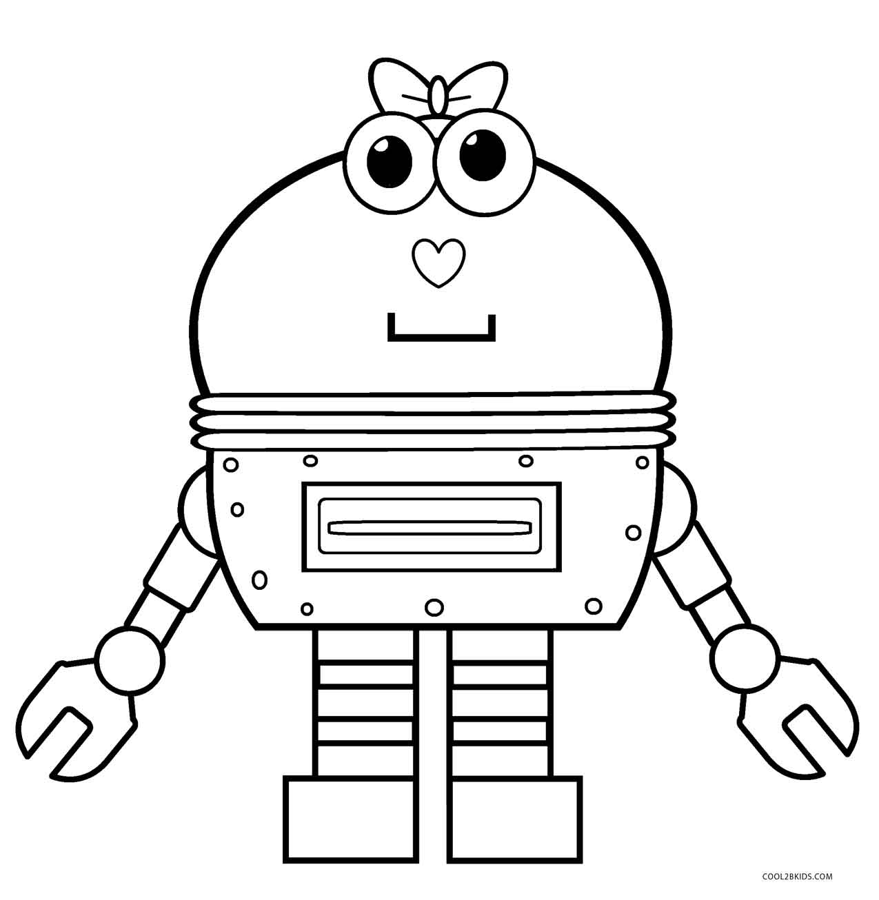 photo about Printable Robot referred to as √ No cost Printable Robotic Coloring Webpages For Youngsters
