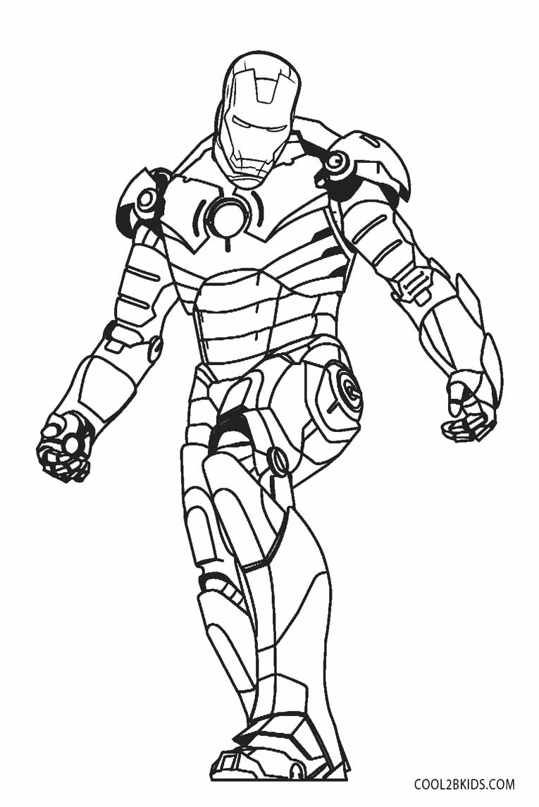 Iron Man Hulkbuster Coloring Pages Coloring Coloring Pages