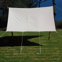 Canvas awnings - Cool Canvas Tent Company
