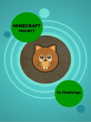 Gamification using Minecraft This special part of the project is optional but we hope to have 50-100 students creating a mod in Minecraft based upon the student-sourced winner of the P4 Challenge in order to create a game that promotes sustainability and conservation while incorporating elements from the Hunger Games novels. Students who participate in this phase must participate in the earlier elements of the project, however if you wish to volunteer as an advisor or in a leadership role, contact Colin Osterhout to participate.