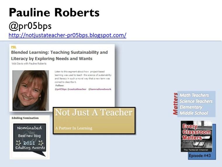 Sciracy Pauline Roberts