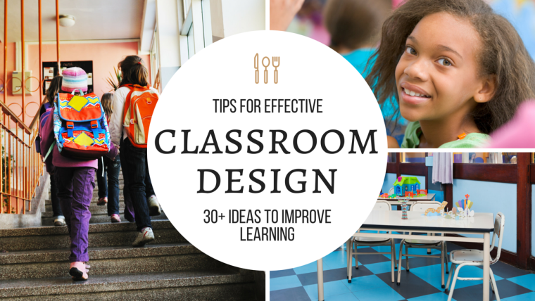 Classroom decoration and classroom design tips to improve learning