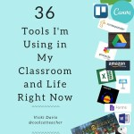 36 Edtech Tools I'm Using Right Now in My Classroom and Life