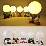 Batman-Lampe-Auswahl
