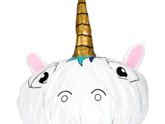 Duschhaube-Einhorn-Unicorn