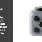 Fidget-Cube-Spielzeug-Würfel-Büro-Click