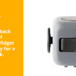 Fidget-Cube-Spielzeug-Würfel-Büro-Flip