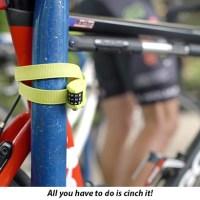 Das starke Fahrradschloß für die Hosentasche