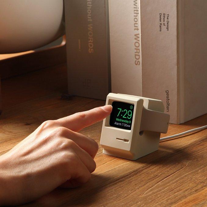 Apple-Watch-Zubehör-Stand-Halter-Smartwatch-Mac-Macintosh-3