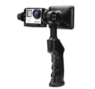 Wenpod-Gimbal-Actioncam-Gopro-Youtube