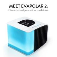 Evapolar 2 - Die Klimaanlage für den Schreibtisch