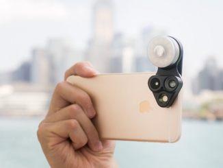 revolcam-smartphone-gadget-linsen-aufsatz-lens clip-led-6