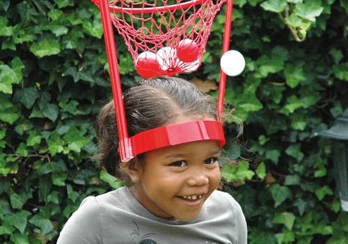Vijf te gekke buiten speel games voor het hele gezin!