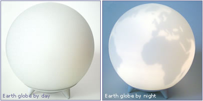 The Earth Lamp