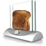 Concept toaster solves age-old problem