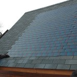 Dow Solar Cells nearly invisible on rooftops