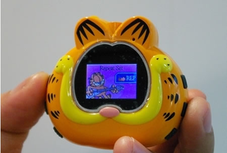 Garfield MP3 Player