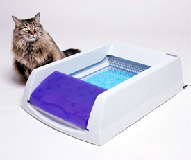 Scoop Free Automatic Cat Litter Box